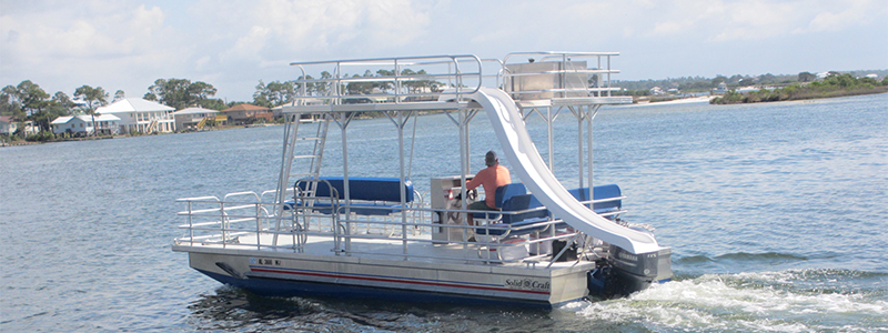WALLACE BOAT RENTALS, ORANGE BEACH, ALABAMA